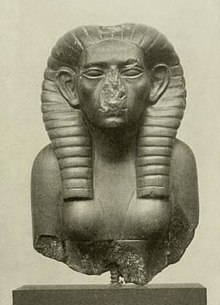 Statue of Sobekneferu, Pharaoh of Egypt