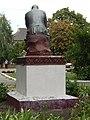 Statue of Taras Shevchenko in Shevchenkove, Shevchenkove Raion 2019 by Venzz 06.jpg
