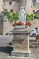 Statue of Virgin Mary in Salvagnac-Cajarc 02.jpg