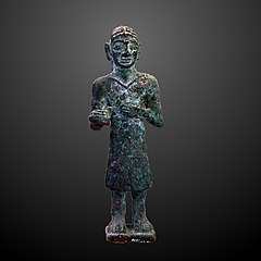 Statuette of an orant-AO 2736