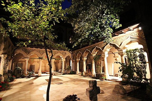 Stavropoleos noaptea