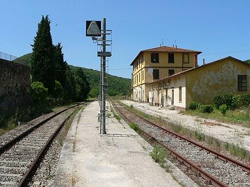 Stazione di Monte Amiata 2
