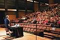 Stelarc conference Montréal (5103981582).jpg