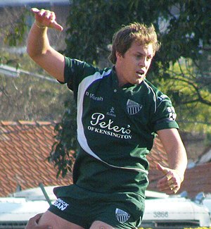 Stephen Hoiles - Image: Stephen Hoiles line out (cropped)