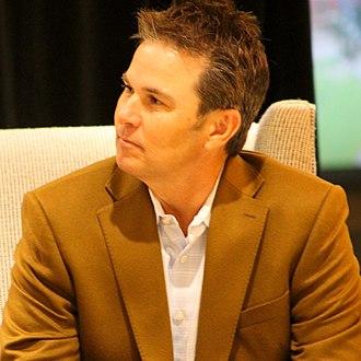 Steve Sparks (pitcher, born 1965) - Sparks in 2015