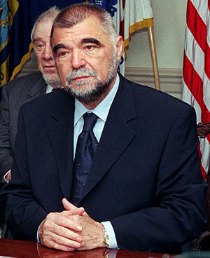 History of Croatia since 1995 - Stjepan Mesić