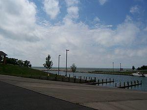 Stockbridge, Wisconsin - Stockbridge Harbor, Lake Winnebago