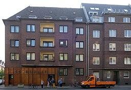 Erasmusstraße in Düsseldorf