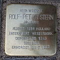 Stolperstein Goch Nordring 4 Rolf-Peter Stern.JPG