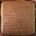 Stolperstein Karlsruhe Georg Lechleiter Staendehausstr 2 (fcm).jpg