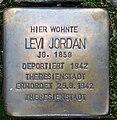 Stolperstein Levi Jordan.jpg