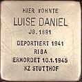 Stolperstein Luise Daniel1.jpg