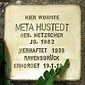 Stolperstein Verden - Meta Hustedt (1882).jpg