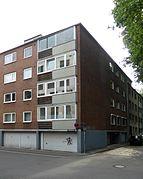 Stolpersteine Köln, Wohnhaus Im Weichserhof 8.jpg