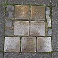 Stolpersteine Steinfurt Markt 1.jpg