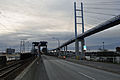 Stralsund, Strelasundquerung, Ziegelgrabenbrücke und Rügenbrücke, 1 (2012-01-26) by Klugschnacker in Wikipedia.jpg