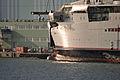 Stralsund, Volkswerft, Scandlines-Fähre Berlin, 11 (2012-01-26) by Klugschnacker in Wikipedia.jpg