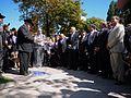 Strasbourg 22 juillet 2012 inauguration Allée des Justes 03.JPG