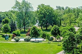 Sandy Hill, Ottawa - Strathcona Park (Ottawa)