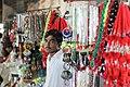 Street Hawker at Tomb of Lal Shahbaz Qalandar.jpg