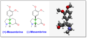 Mesembrine - Structure of mesembrine