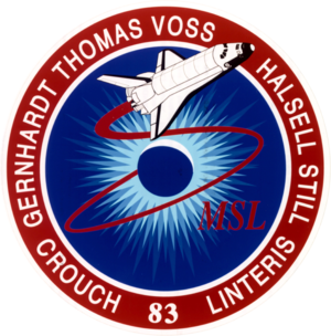 STS-83 - Image: Sts 83 patch