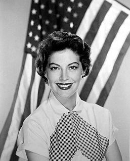 Ava Gardner American actress and singer
