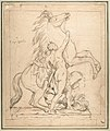 Study for one of the 'Chevaux de Marly' MET DP135655.jpg