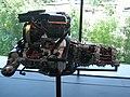Stuttgart Jul 2012 40 (Porsche Museum - 1977 Porsche Turbomotor Typ 930-60).JPG