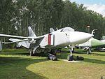 Su-24 at Central Air Force Museum Monino pic1.JPG