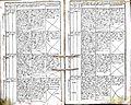 Subačiaus RKB 1832-1838 krikšto metrikų knyga 100.jpg