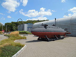 Submarine Force Library and Museum, Groton CT.jpg