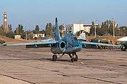 Sukhoi Su-25UTG in 2010