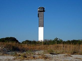 Charleston Light - Charleston Light on Sullivan's Island