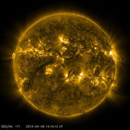 Sun's Quiet Corona