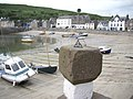 Sundial, Middle Harbour - geograph.org.uk - 1372012.jpg
