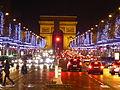 Sur les Champs, Paris décembre 2013.jpg
