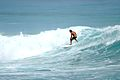 Surfing during the South swell (8933027883).jpg
