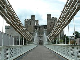 Suspension Bridge - geograph.org.uk - 52195.jpg