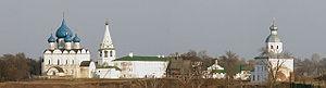 Suzdal Kremlin - Kremlin of Suzdal