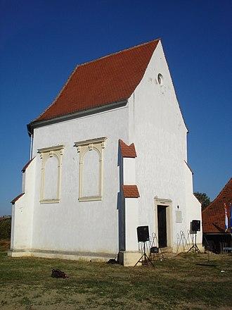 Sveta Jelena - The chapel of St. Helen