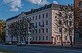 Sviardlova street (Minsk) p16 — BSU hostel No 1.jpg