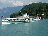 Swiss Steamboat Bluemlisalp lake Thun.jpg