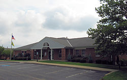 Sycamore Township's government building