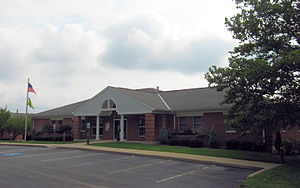 Sycamore Township, Hamilton County, Ohio - Township government building