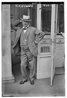 T. P. OConnor British politician