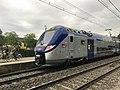 TER en gare de Saint-Maurice-de-Beynost en octobre 2018.JPG
