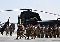 TOA ceremony in Herat-2011