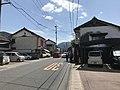 Takaoka-dori Street in Tsuwano, Kanoashi, Shimane 2.jpg