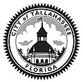 Tallahasee city logo (Capitol Dome Logo; used 1929-2002).jpg
